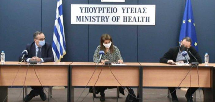 """Γκίκας Μαγιορκίνης:""""Επιμένει το επιδημιολογικό φορτίο στη Δυτική Ελλάδα"""""""