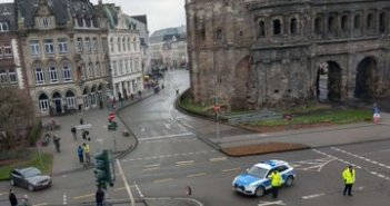 Αυτοκίνητο έπεσε σε πεζούς στο Τρίερ της Γερμανίας – Δυο νεκροί