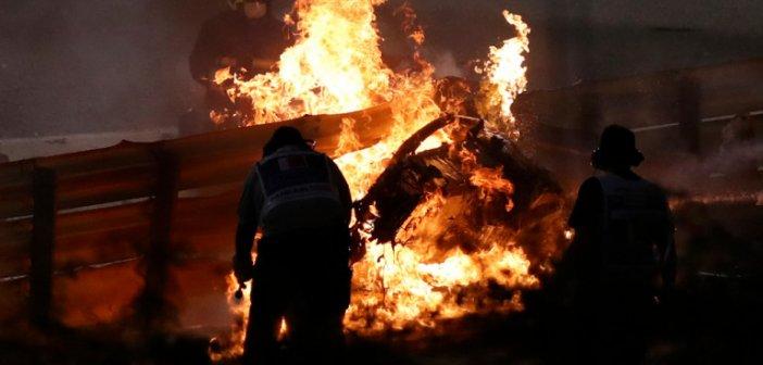 Γκροζάν: «Είδα τον θάνατο να έρχεται -Σκέφτηκα τον Νίκι Λάουντα όταν με τύλιξαν οι φλόγες»