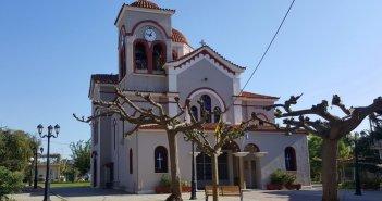 Εορτάζει ο Ι.Ν. Αγίου Νικολάου, στα Καλύβια
