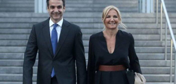 Στις 28 Δεκεμβρίου εμβολιάζονται στον «Ευαγγελισμό» ο Κυριάκος Μητσοτάκης και η σύζυγός του Μαρέβα