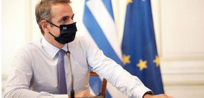 Μητσοτάκης: 26 Δεκεμβρίου στην Ελλάδα τα εμβόλια