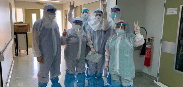 Νοσοκομείο Ρίου: Γεννήθηκε αγοράκι από μητέρα θετική στον κορονοϊό