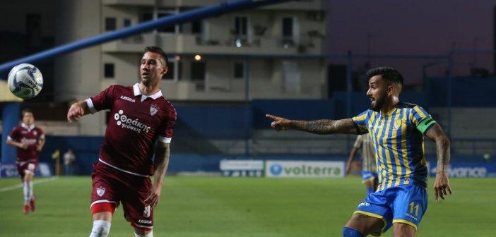 Super League 1, Παναιτωλικός-Λάρισα (19:30, Novasports 1)