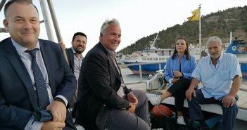 Πάνω από 19 εκατομμύρια ευρώ στους Έλληνες αλιείς που επλήγησαν από τον κορωνοϊό