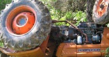 Δυτική Ελλάδα: Νεκρός άνδρας που καταπλακώθηκε από τρακτέρ