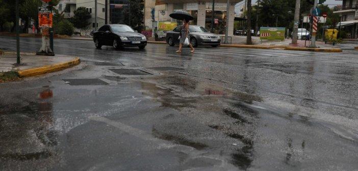Καιρός σήμερα: Βροχές και καταιγίδες – Η αναλυτική πρόγνωση