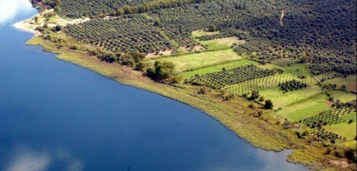 Κίνδυνοι και απειλές για τον προστατευόμενο οικότοπο της λίμνης Τριχωνίδας (VIDEO)