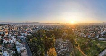 Απολαυστικό βίντεο – Το Αγρίνιο από ψηλά