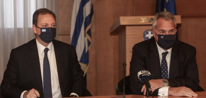 Η πρώτη ανάρτηση του Σπήλιου Λιβανού μετά την υπουργοποιήσή του