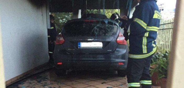 Αγρίνιο: Φωτιά σε όχημα στον Άγιο Κωνσταντίνο