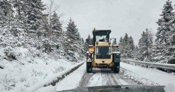 Ανακοίνωση του Δήμου Ναυπακτίας για την κατάσταση στα Ορεινά
