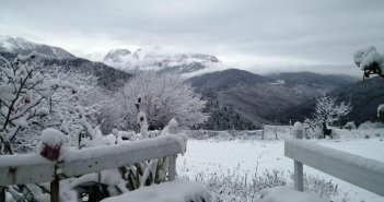 Ορεινά: όλα στα λευκά( Ορεινή Ναυπακτία –Ορεινή Δωριδα – Ορεινό Θέρμο- Ευρυτανία)
