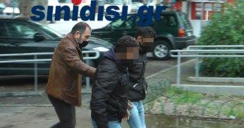 Προφυλακίστηκαν οι συλληφθέντες για τη φονική ληστεία στο Χαλκιόπουλο
