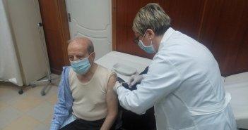 Ξεκίνησαν οι εμβολιασμοί στο Κέντρο Υγείας Αγρινίου