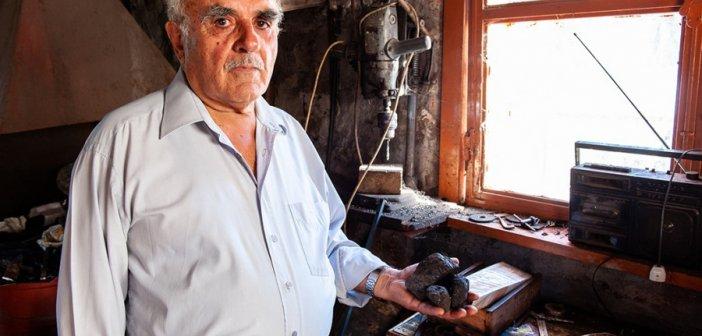 Πλάτανος Ναυπακτίας: Ο κύριος – Παρασκευάς και το εργοστασιάκι του