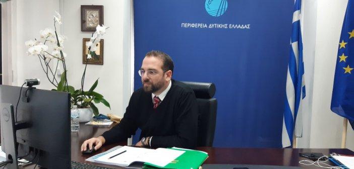 Ν. Φαρμάκης: «Η Δυτική Ελλάδα αποκτά το δικό της Επενδυτικό Προφίλ για να έλκει επενδύσεις με στοιχεία και όχι με λόγια του αέρα»