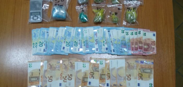 Αγρίνιο: Σύλληψη 2 αδερφών για διακίνηση ναρκωτικών