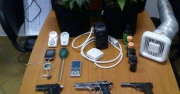 Συνελήφθη καλλιεργητής ναρκωτικών στη Βόνιτσα