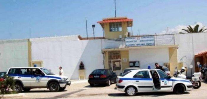 Πάτρα: Επιχείρηση της ΕΛ.ΑΣ στις φυλακές Αγ. Στεφάνου για αποτροπή ομαδικής απόδρασης