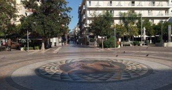 Αγρίνιο: 18 πρόστιμα χθες για μάσκα και άσκοπες μετακινήσεις