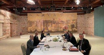 Ολοκληρώθηκαν οι διερευνητικές Ελλάδας – Τουρκίας στην Κωνσταντινούπολη