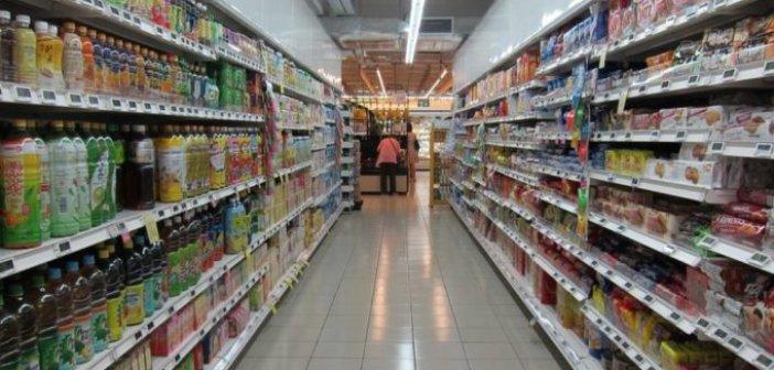 Τι αλλάζει στα ράφια των σούπερ μάρκετ από σήμερα Δευτέρα