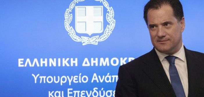 Γεωργιάδης: Έχουμε σχέδιο – Προτεραιότητα σε ένδυση, υπόδηση