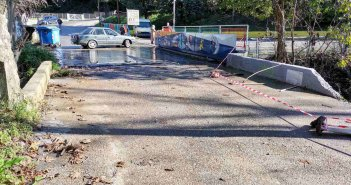 Δήμος Αγρινίου: Διακόπτεται η κυκλοφορία στα Δύο Ρέματα