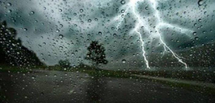 Καιρός: Eρχεται η «Μήδεια» – Βροχές, καταιγίδες και χιόνια στα ορεινά
