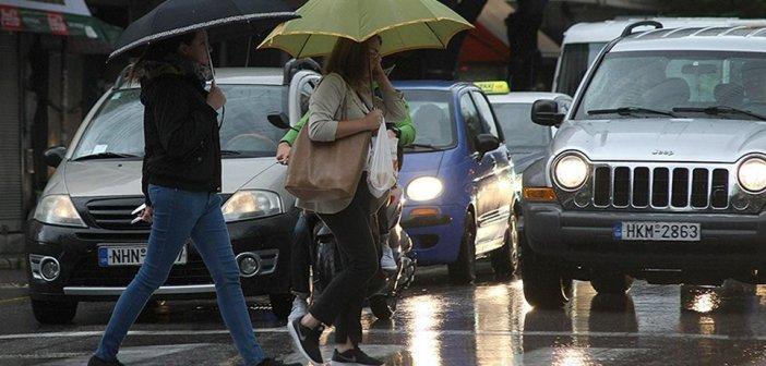 Καιρός: Χαλάει από σήμερα – Έρχονται βροχές, καταιγίδες και χιόνια