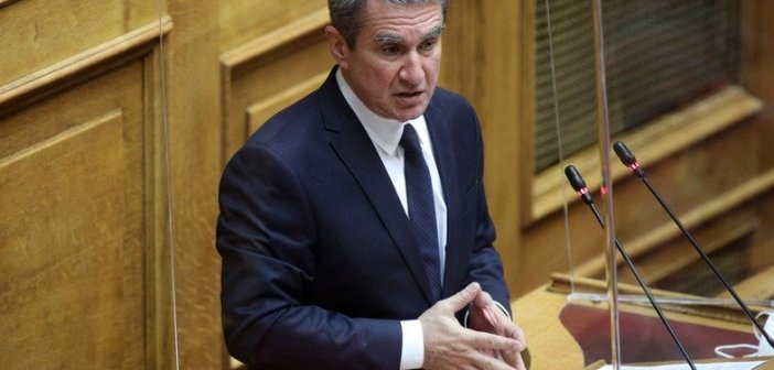ΚΙΝ.ΑΛ: Η Γεννηματά καθαίρεσε τον Λοβέρδο από κοινοβουλευτικό εκπρόσωπο
