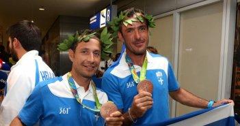 Μάντης, Καγιαλής: Οι Ολυμπιονίκες της ιστιοπλοΐας απαιτούν την παραίτηση του ΔΣ της ΕΙΟ