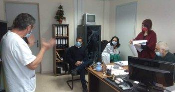 Θ. Μωραΐτης: «Το Νοσοκομείο Μεσολογγίου να ενισχυθεί τώρα.  Το προσωπικό έχει υπερβεί τις δυνάμεις του»
