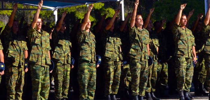 Στρατιωτική θητεία – ΚΥΣΕΑ: Αυξάνεται κατά τρεις μήνες στον Στρατό Ξηράς