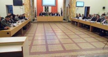 Με τηλεδιάσκεψη η πρώτη συνεδρίαση του Δημοτικού Συμβουλίου Αγρινίου για τη νέα χρονιά
