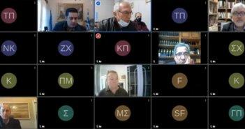 Συνεδριάζει με τηλεδιάσκεψη το Δημοτικό Συμβούλιο Αγρινίου – Δείτε την ημερήσια διάταξη