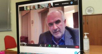 Επετειακές εκδηλώσεις 2021: Τηλεδιάσκεψη Κ.Λύρου με προέδρους Κοινοτήτων – Ο λόγος στις Κοινότητες του Δήμου