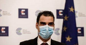 Θεμιστοκλέους: Αποκαταστάθηκε ο ρυθμός παραλαβής εμβολίων – Πάνω από 16.000 εμβολιασμοί την ημέρα