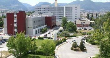 Νοσοκομείο Ρίου: Στη ΜΕΘ 35χρονη με κορονοϊό