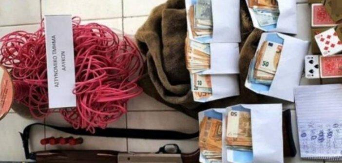 Ζάκυνθος: Εντοπίστηκαν και κατασχέθηκαν 800 κιλά εκρηκτικής ύλης