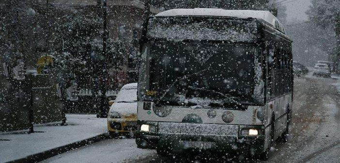 Καιρός: Έρχεται χειμώνας μετά τα 26άρια – Πολικές θερμοκρασίες με χιόνια ακόμη και στο κέντρο της Αθήνας