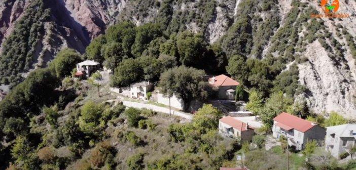 Το απομονωμένο χωριό της Ευρυτανίας και η «μάχη» του με τον Κρικελοπόταμο(Video)