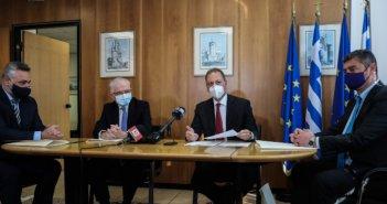 Σπήλιος Λιβανός: Αποφασιστικό άλμα προς το μέλλον η ψηφιοποίηση του ΕΛΓΑ – Κάνει ταχύτερη και ακριβέστερη την εκτίμηση ζημιών
