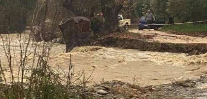 Ήπειρος: Δέκα δήμοι σε κατάσταση έκτακτης ανάγκης, μεγάλες ζημιές από την κακοκαιρία