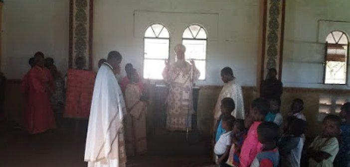 """""""Ο Άγιος Κοσμάς ο Αιτώλος"""": Δώρα αγάπης στην ενορία Ιερού Ναού Προφήτου Ηλιού Mikalayi Κανάγκας Αφρικής"""