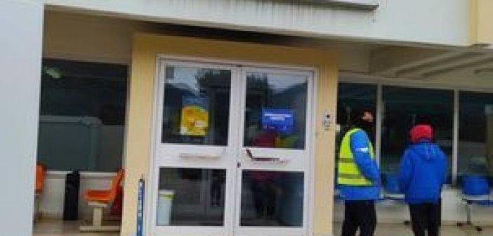 Ναύπακτος: Ξεκίνησαν οι εμβολιασμοί στο Κέντρο υγείας Ναυπάκτου (Βίντεο)