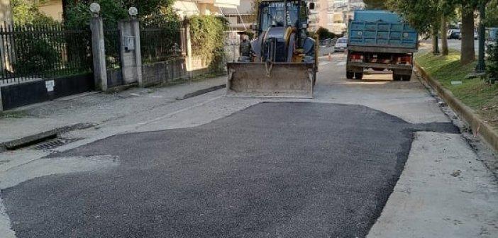 Αγρίνιο: Πάλι στην κυκλοφορία το ρεύμα ανόδου της οδού Μαρίνου Αντύπα
