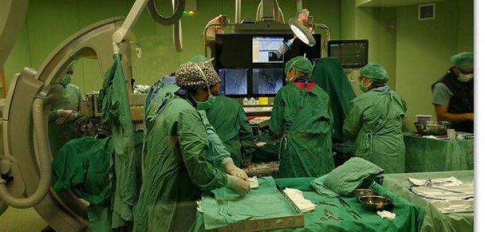 6η ΥΠΕ: Το Νοσοκομείο Ιωαννίνων είναι το πρώτο νοσηλευτικό ίδρυμα της χώρας που πραγματοποίησε αγγειοπλαστική υψηλού κινδύνου