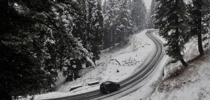 Οδήγηση σε χιόνι και πάγο: Δε φοβόμαστε εφόσον γνωρίζουμε